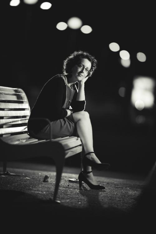 Portrait Marie Miault : chanteuse jazz