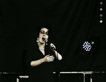 Marie Miault, chanteuse-improvisatrice